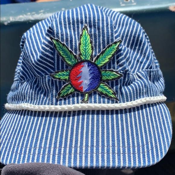 Vintage Custom Dead Head hat  Made by model!